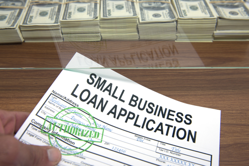 how to take out a business loan with no credit